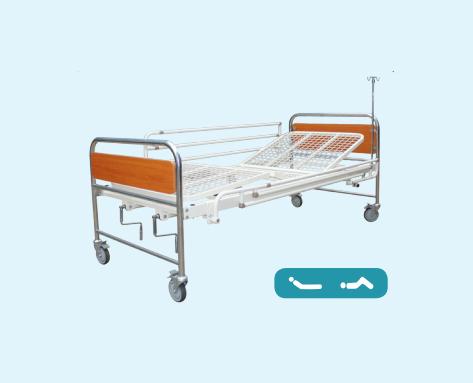 MBM-2XXX-A-不锈钢床头双摇床