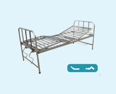 MBM-2XXX-不锈钢双摇床-病床厂家