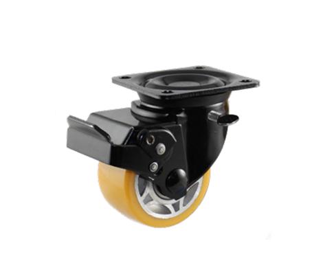 23Series系列-黑色玻纤尼龙脚轮