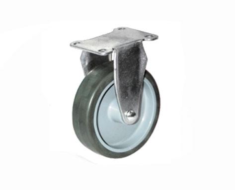 28Series系列-灰色TPR包灰色PP脚轮