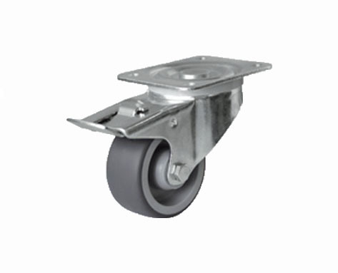38Series系列-灰色PU包灰色PP脚轮