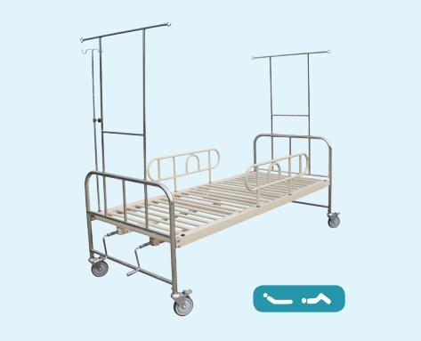 MBM-2XEG-不锈钢床头双摇床