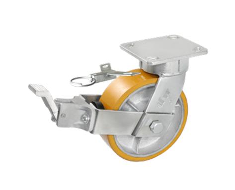 81Series系列-原色尼龙轮脚轮-重型脚轮